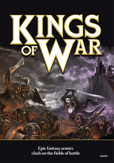 Kings of War game
