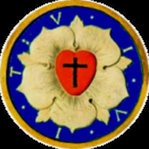 Kinki Evangelical Lutheran Church - Logo of the KELC