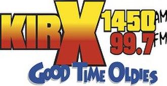 KIRX - Image: Kirx New Logo small