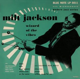 Wizard of the Vibes - Image: LP 5011 Jackson