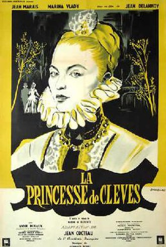 La Princesse de Clèves (film) - Image: La Princesse de Clèves (film)