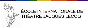 L'École Internationale de Théâtre Jacques Lecoq - Image: Lecoq theatre school logo