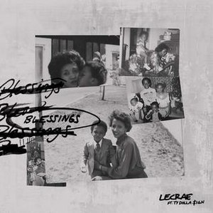 Blessings (Lecrae song) - Image: Lecrae Blessings
