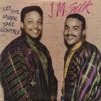 J.M. Silk — Let the Music Take Control (studio acapella)
