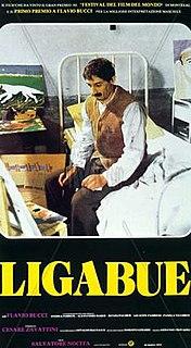 <i>Ligabue</i> (film) 1978 film by Salvatore Nocita