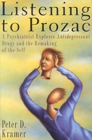 Listening to Prozac - Cover of Listening to Prozac