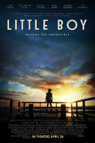 Little Boy (film) - Theatrical release poster
