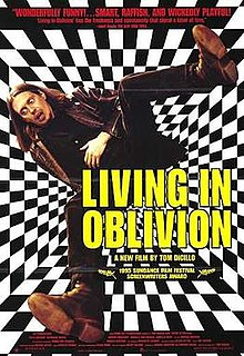 Living in Oblivion movie