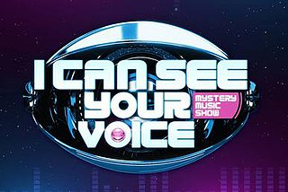 <i>I Can See Your Voice</i> international television series franchise