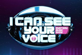 I Can See Your Voice - Image: Logo of I Can See Your Voice ,Thailand Version