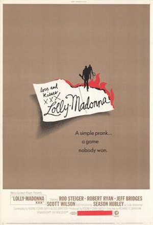 Lolly-Madonna XXX - Alternative movie poster