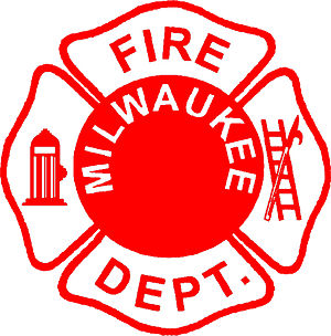 Milwaukee Fire Department - Image: Mal Cross MFD (400 5x 5)