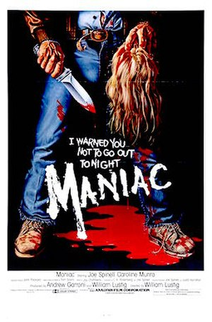 Maniac (1980 film) - Image: Maniac (1980)