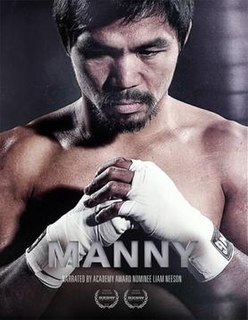 <i>Manny</i> (film) 2014 documentary film directed by Leon Gast