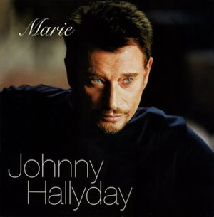 Marie (song) - Image: Marie (Johnny Hallyday single)