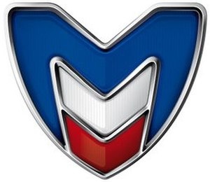 Marussia Motors - The badge used on Marussia's cars.