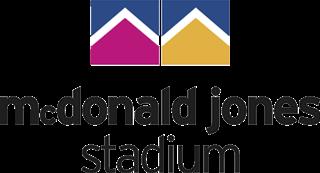 Newcastle International Sports Centre stadium