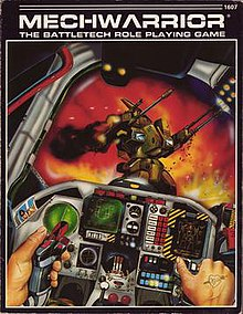 MechWarrior 1st edition 1986.jpg