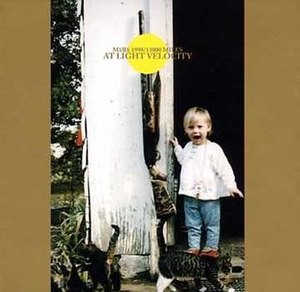 MxBx 1998/13,000 Miles at Light Velocity - Image: Melt Banana Mx Bx 199813000Miles At Light Velocity Album Cover