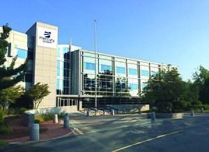 Mercury Systems Headquarters Front Entrance.jpg