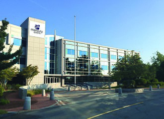 Mercury Systems - Image: Mercury Systems Headquarters Front Entrance