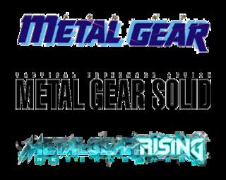 <i>Metal Gear</i> Video game series