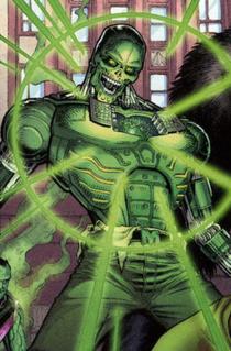 Metallo DC Comics character