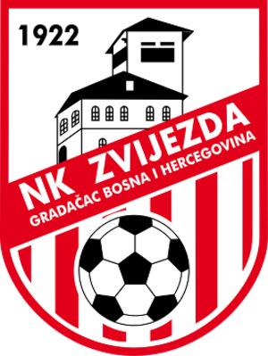 NK Zvijezda Gradačac - Club crest
