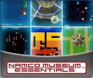 Namco Museum - Image: Namco me