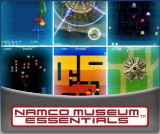 <i>Namco Museum Essentials</i> 2009 video game compilation