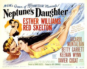 Neptune's Daughter (1949 film) - Theatrical release poster