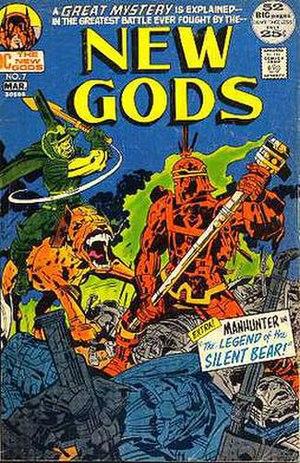 New Gods - Image: New Gods 7