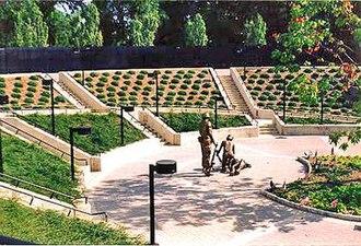New Jersey Vietnam Veterans Memorial - Image: New Jersey Vietnam Veterans Memorial