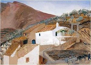 Winifred Nicholson - Image: Nicholson, Costa Brava