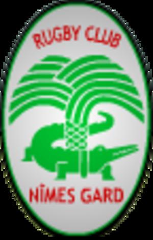 RC Nîmes - Image: Nimes Rugby