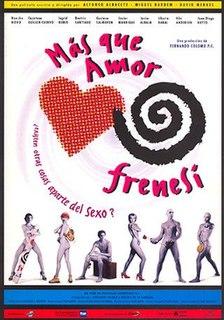 <i>Not Love, Just Frenzy</i> film
