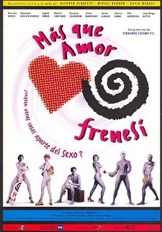 Not Love, Just Frenzy - Image: Not Love, Just Frenzy poster