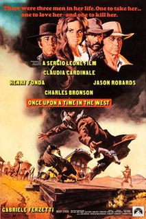 1968 film directed by Sergio Leone