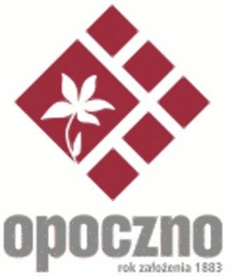 Opoczno S.A. - Image: Opoczno SA (logo)
