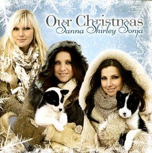 Our Christmas - Image: Our Christmas Sanna, Shirley, Sonja
