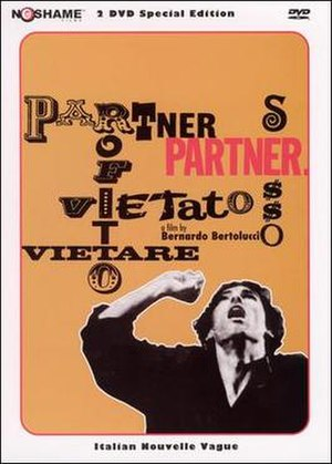 Partner (1968 film) - Image: Partner (1968 film)