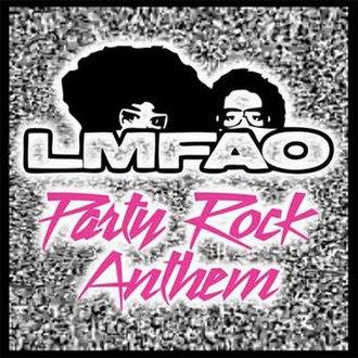 Party Rock Anthem - Image: Party Rock Anthem (feat. Lauren Bennet & Goon Rock) Single