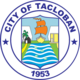Official seal of Tacloban City