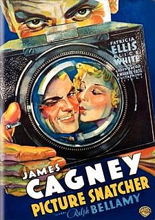 <i>Picture Snatcher</i> 1933 film by Lloyd Bacon