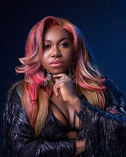 Niniola Nigerian singer-songwriter