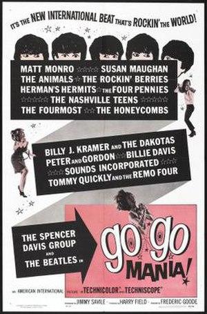 Pop Gear - Image: Pop Gear Film Poster