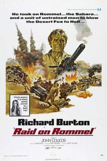 Poster of the movie Raid on Rommel.jpg