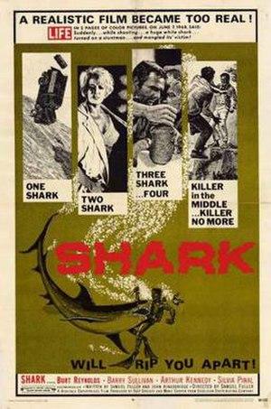 Shark! - Image: Poster of the movie Shark!