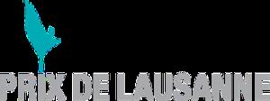 Prix de Lausanne - Image: Prix de Lausanne logo