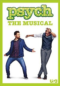 psych the musical wikipedia